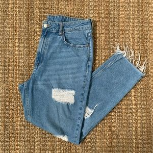 DIVIDED ripped skinny jean